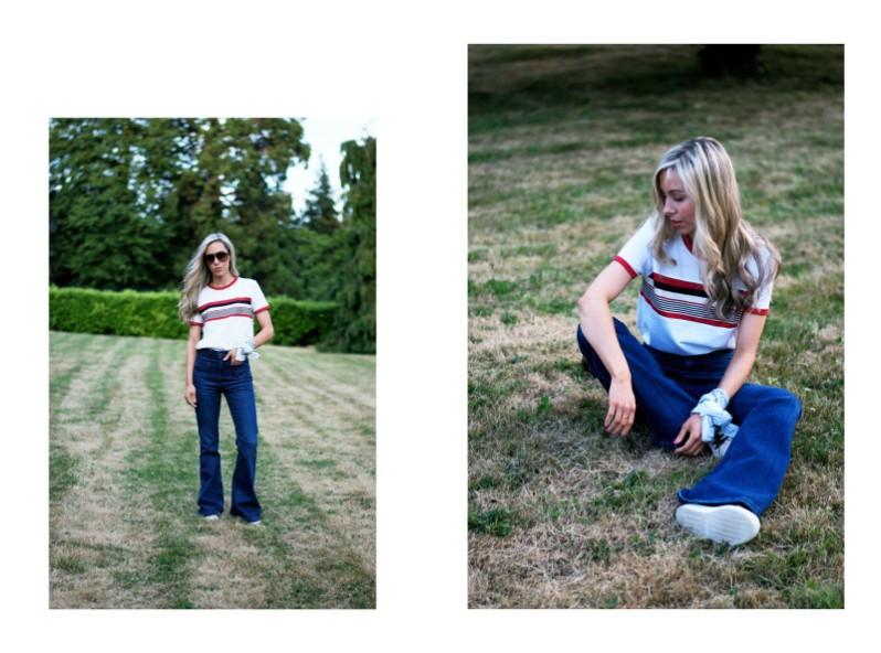 70s Farrah & Looking Back At My Teenage Self