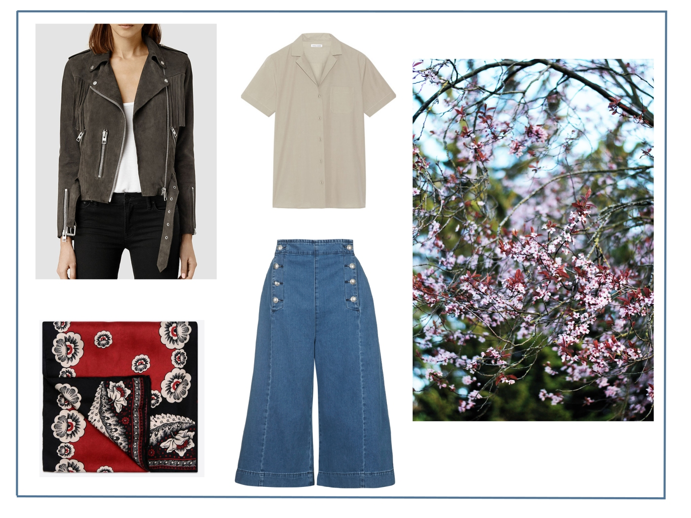 spring style wish list