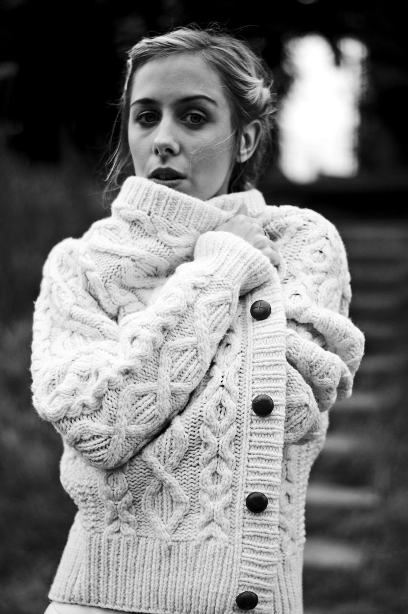 The Classic Cable Knit. Get Yours!