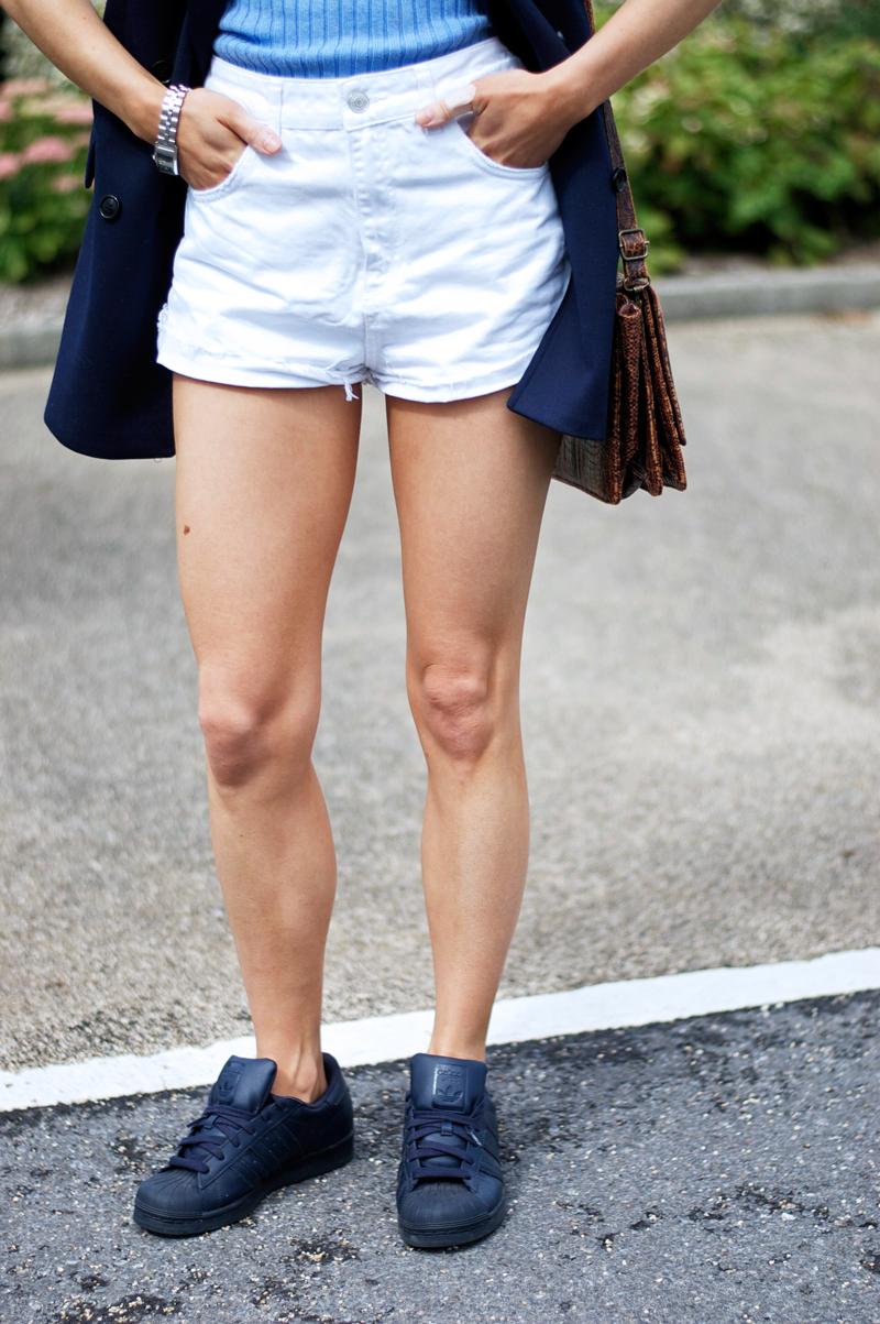 Back To those shorts Wearing Days!