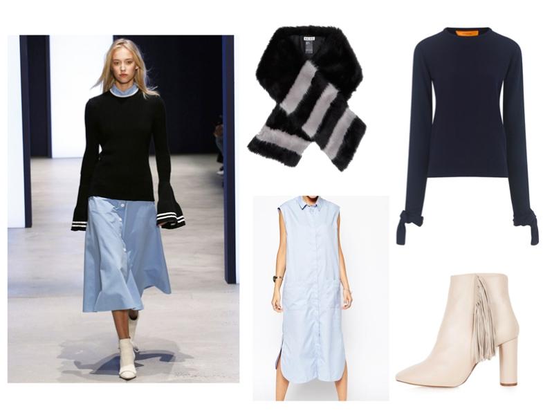 Wardrobe Inspiration Fresh From The Catwalk