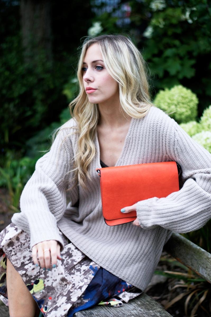 Laura Ashley Handbag Styling! Look 1