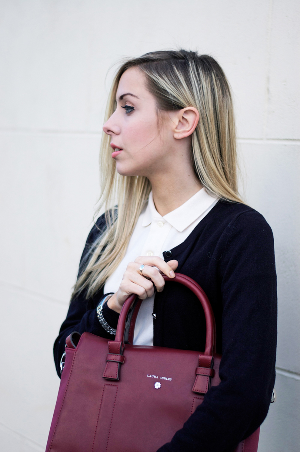 Laura Ashley Bag. Look 2