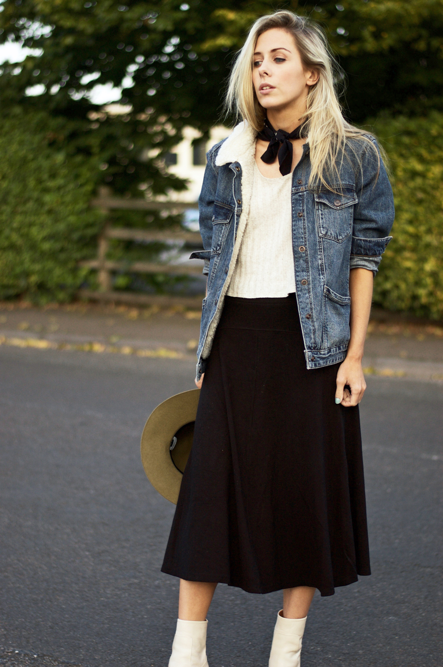 The Versatile Midi Skirt! Why Don't I own More?