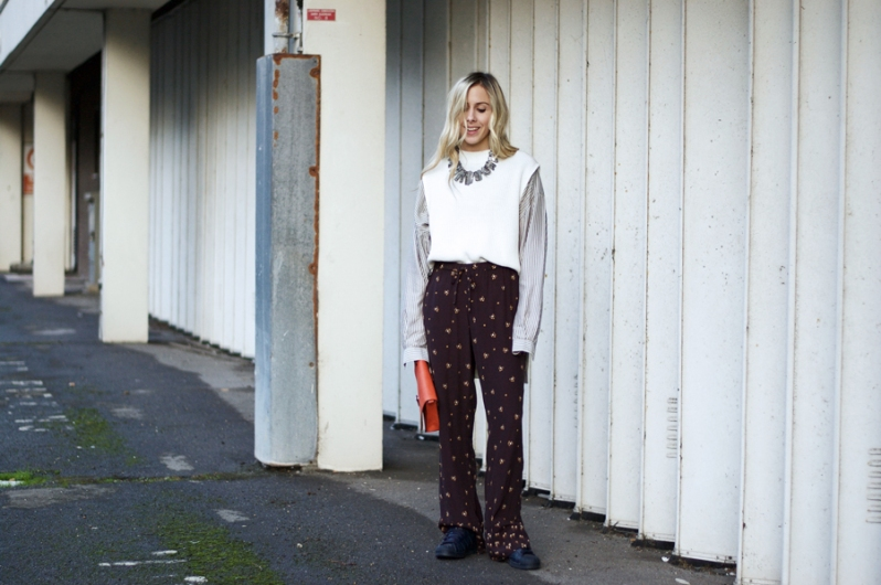 These Printed Trousers