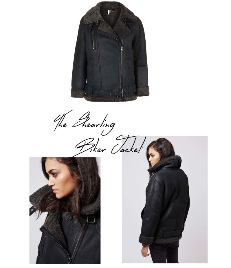 Wishlist: The Shearling Jacket