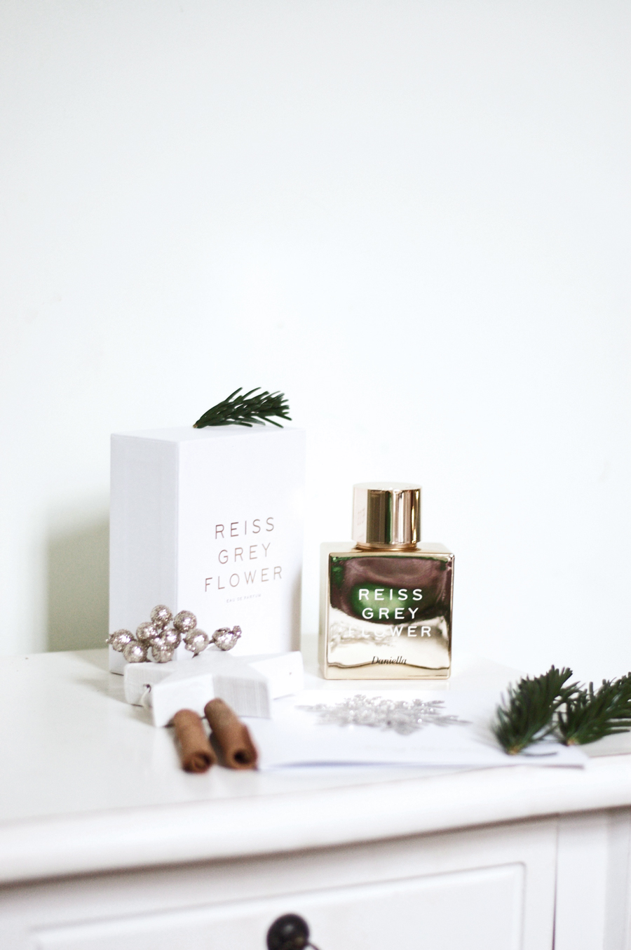Christmas Touches & Personalised Parfum