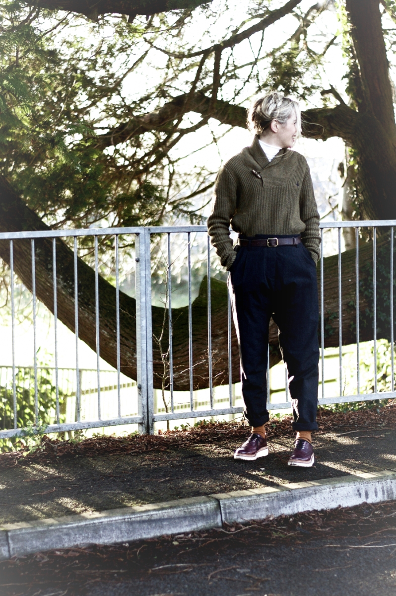 Androgynous Style & My Most favourite Shoes!
