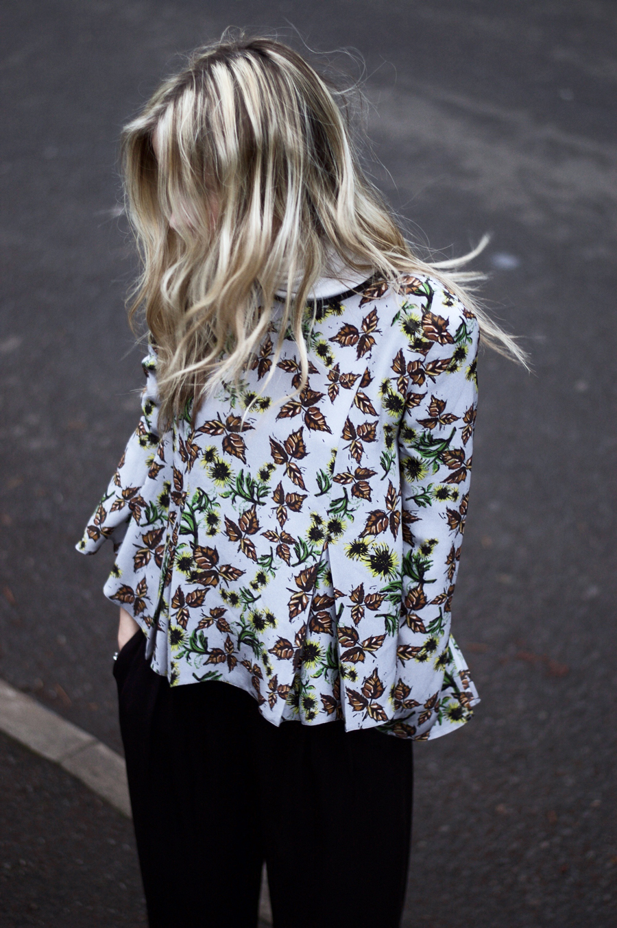 Topshop Boutique Floral Prints
