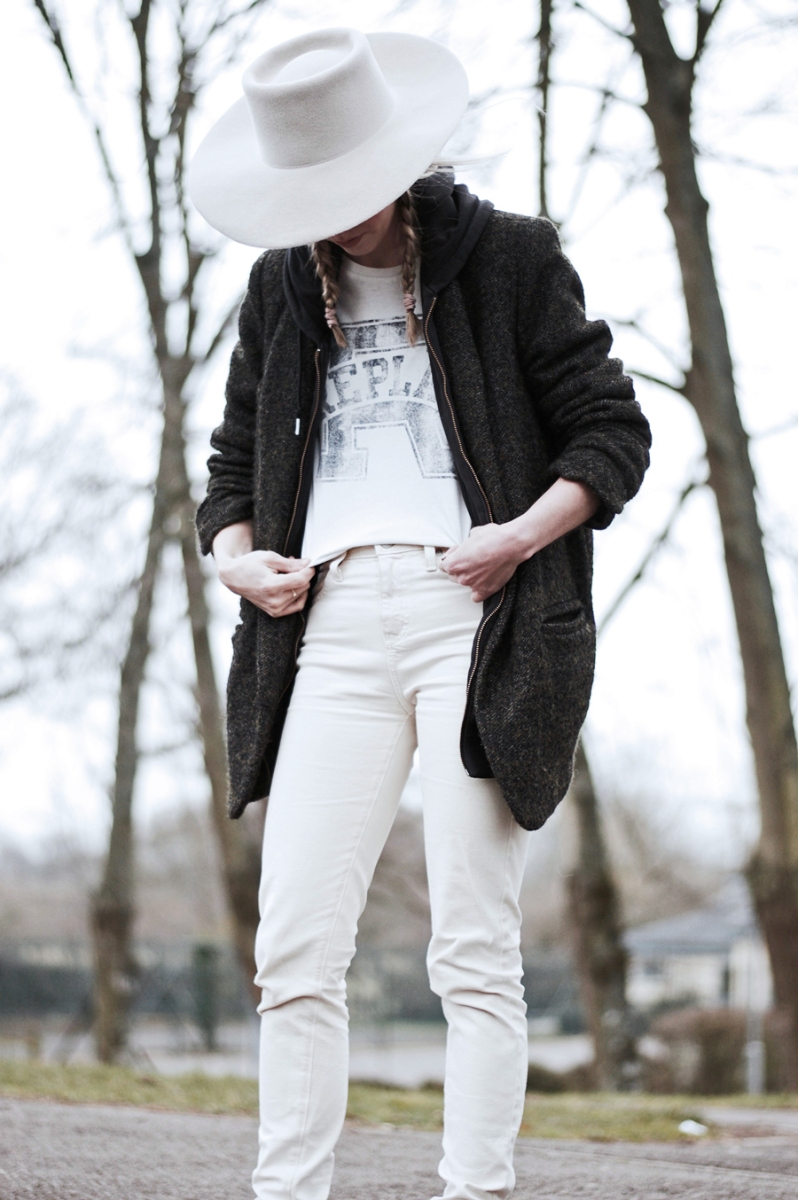 Comfortable Style: Wearing The Black Hoodie