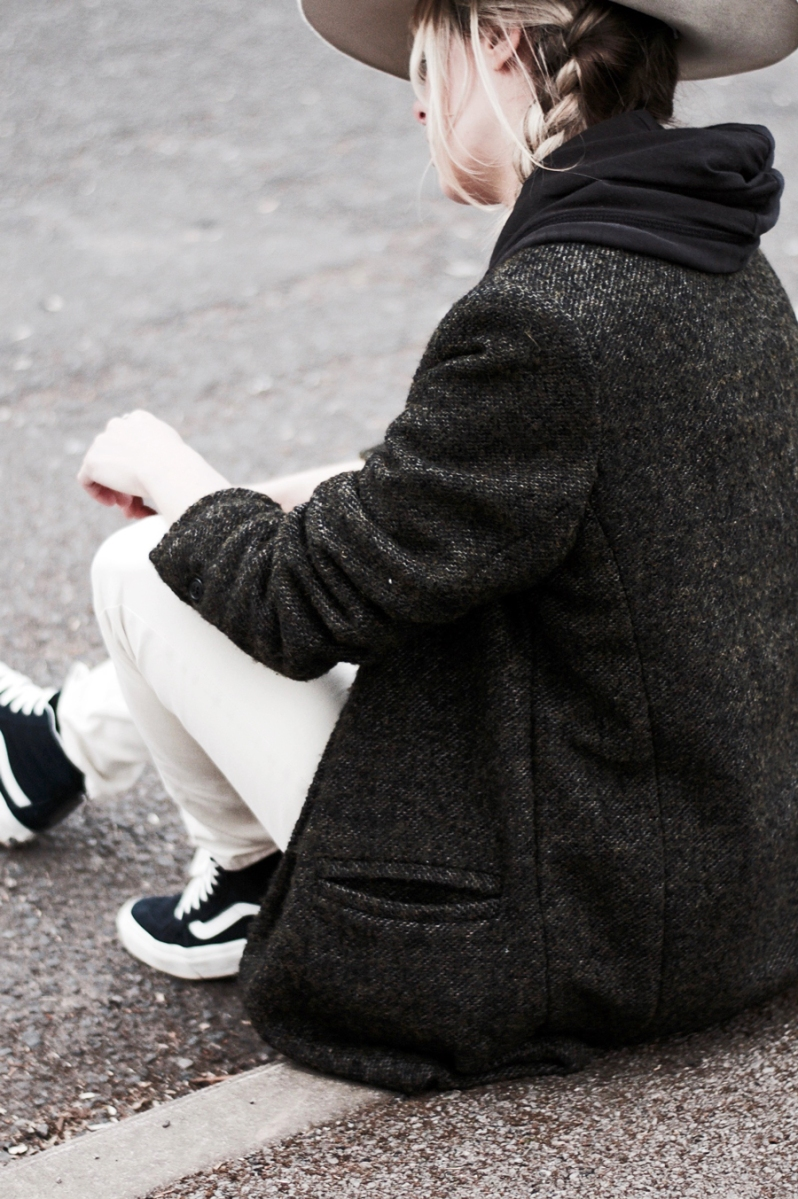 Comfortable Style: Wearing The Hoodie