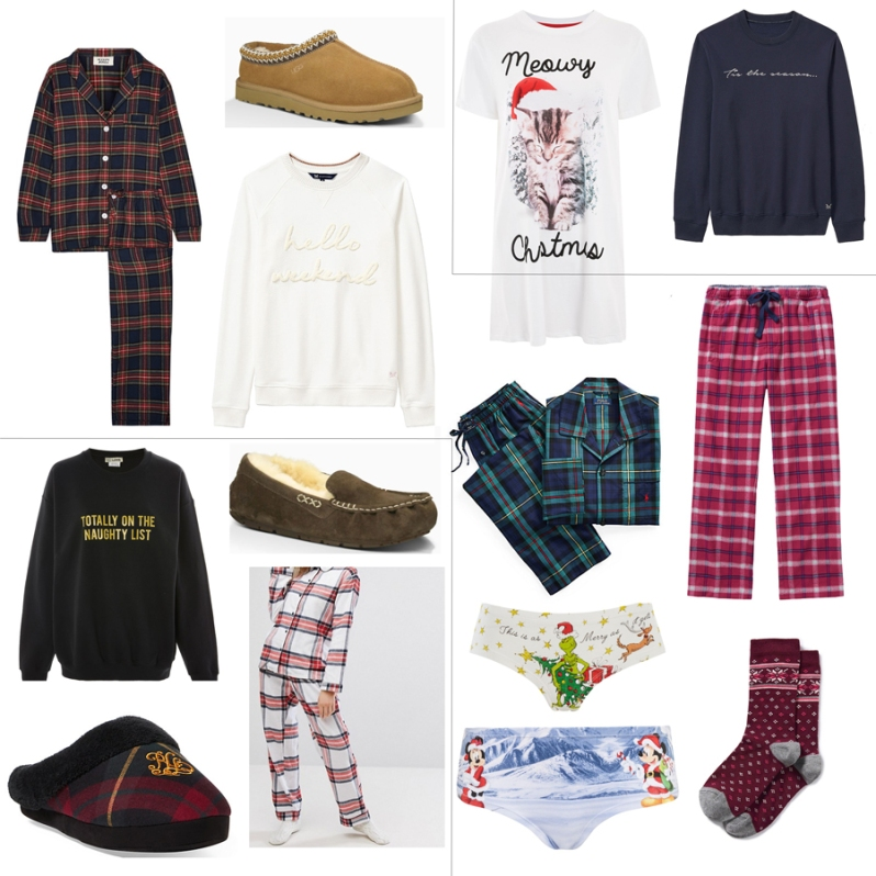 1st Christmas Post  Sleep Loungewear Wish List 354c1d819