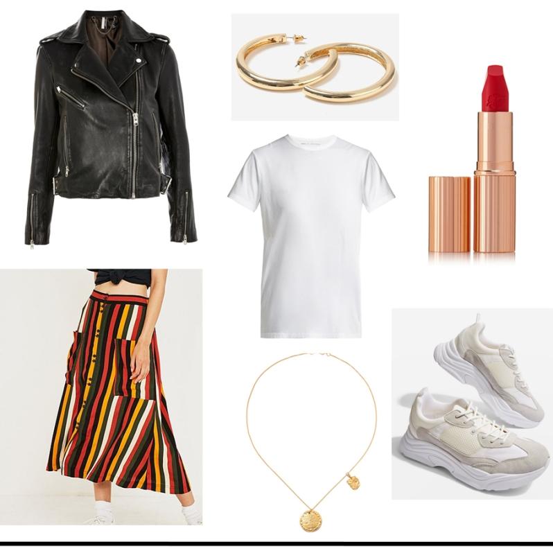 rainbow-skirt